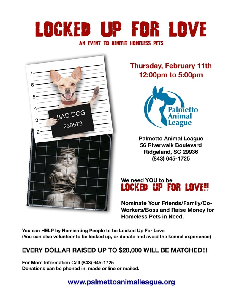 Locked Up for Love