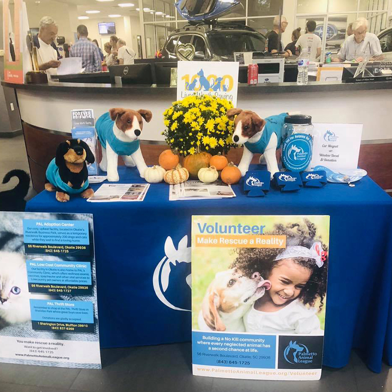On The Scene With Pal 2018 Palmetto Animal League